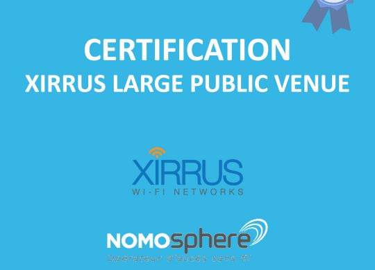 Certification Large Public Venue